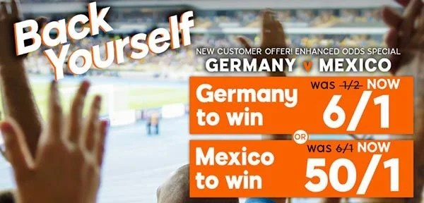 Germany vs Mexico Prediction and Bet