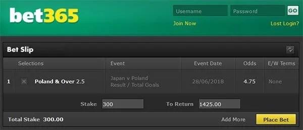 Japan vs Poland Prediction and Bet
