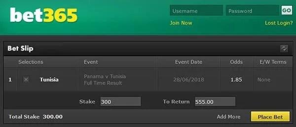 Panama vs Tunisia Prediction and Bet