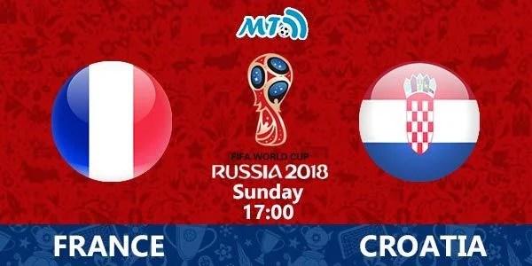 France vs Croatia Prediction and Betting Tips