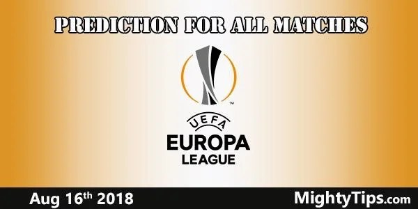 Europa League Prediction