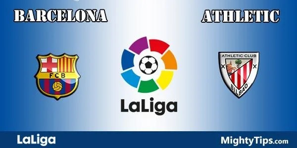 Barcelona vs Athletic Bilbao Prediction, Preview and Betting Tips