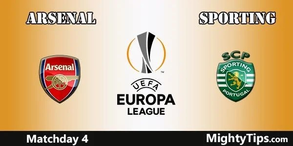 Arsenal vs Sporting Prediction and Betting Tips