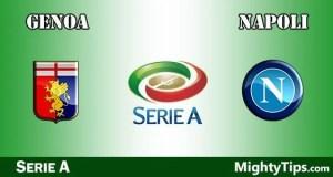 Genoa vs Napoli Prediction, Preview and Betting Tips
