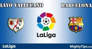 Rayo Vallecano vs Barcelona Prediction