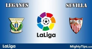 Leganes vs Sevilla Prediction, Preview and Betting Tips