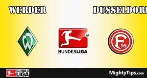 Werder vs Fortuna Dusseldorf Prediction, Preview and Betting Tips