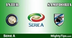 Inter vs Sampdoria Prediction, Preview and Betting Tips