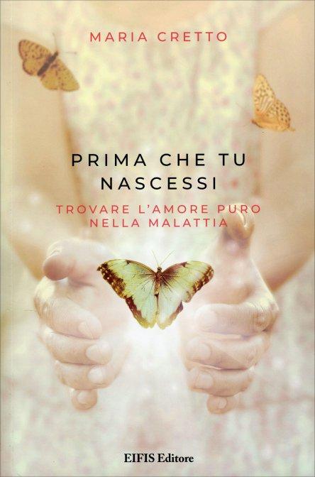 """Chat vocale con intervista a Maria Cretto autrice del libro """"Prima che tu nascessi""""."""