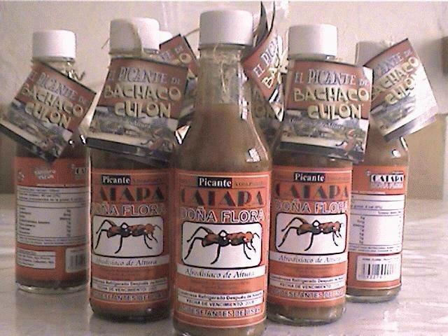 salsa piccante afrodisiaca