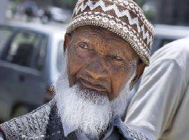 L'uomo più vecchio del mondo