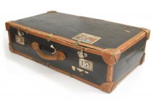 valigia cartone