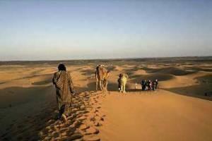 sahara landscape