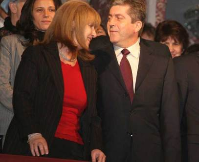 Георги и Зорка Първанови