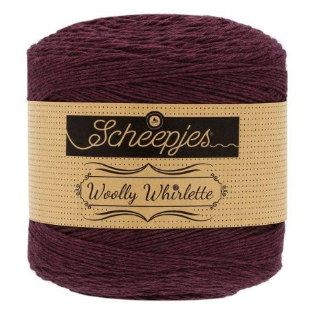 Woolly Whirlette 572 Plum Pie