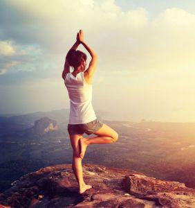 neck pain headache yoga