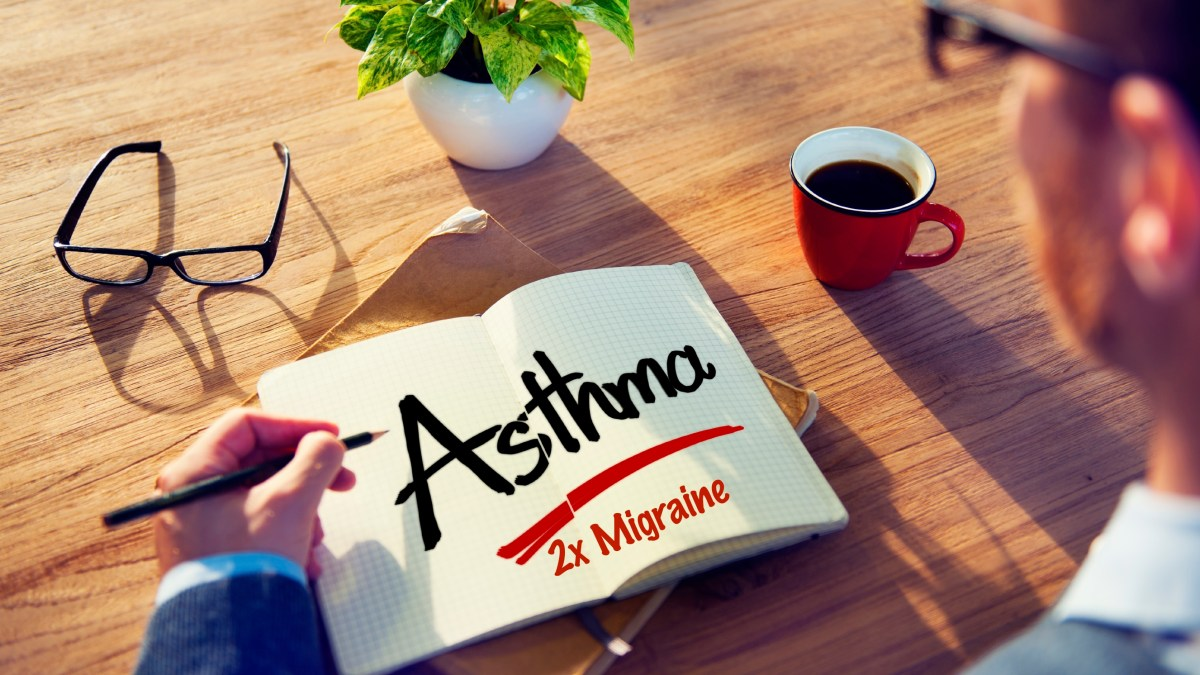 New Study Finds Asthma Doubles Chronic Migraine Risk
