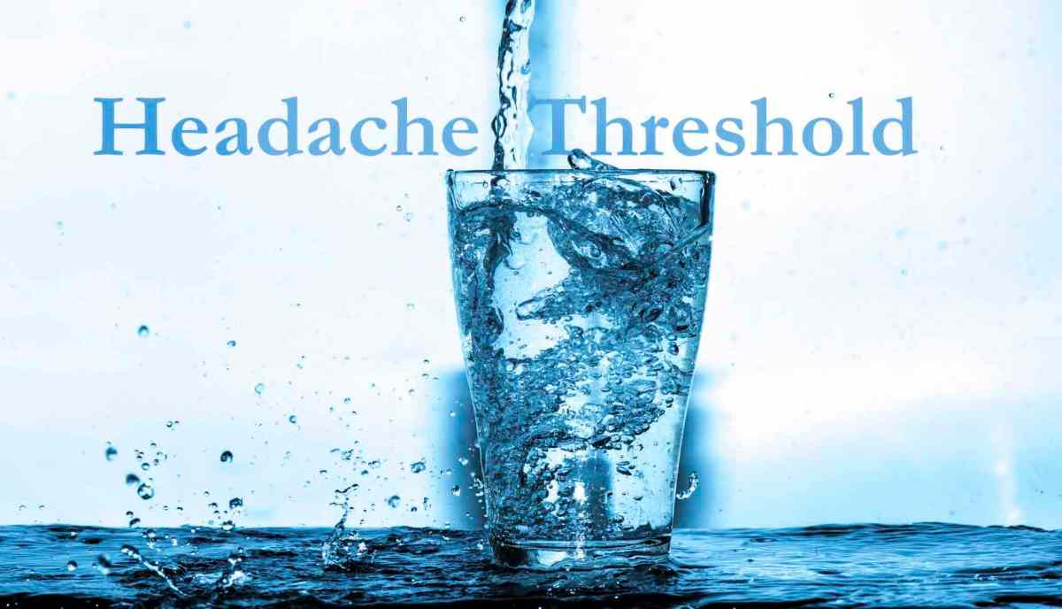 Headache Threshold and Migraines