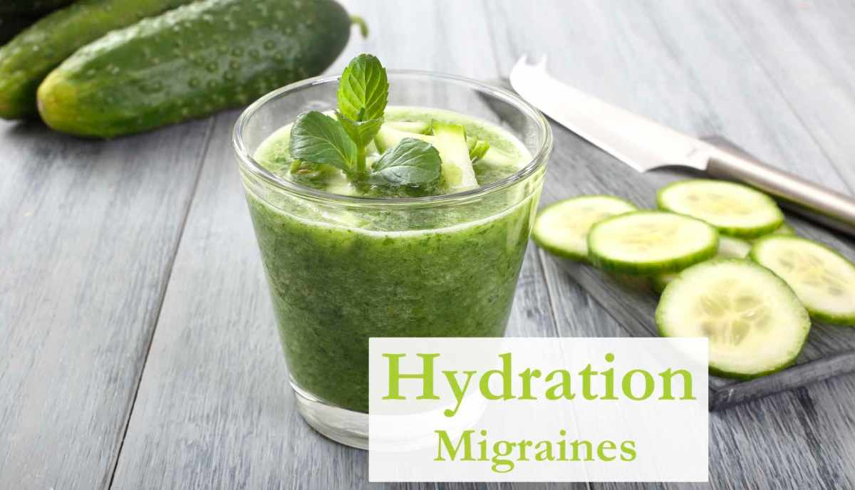 Hydration for Migraines
