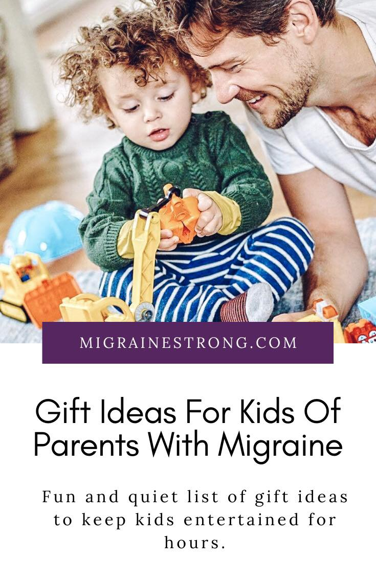 Gift Ideas For Kids of Parents With Migraine