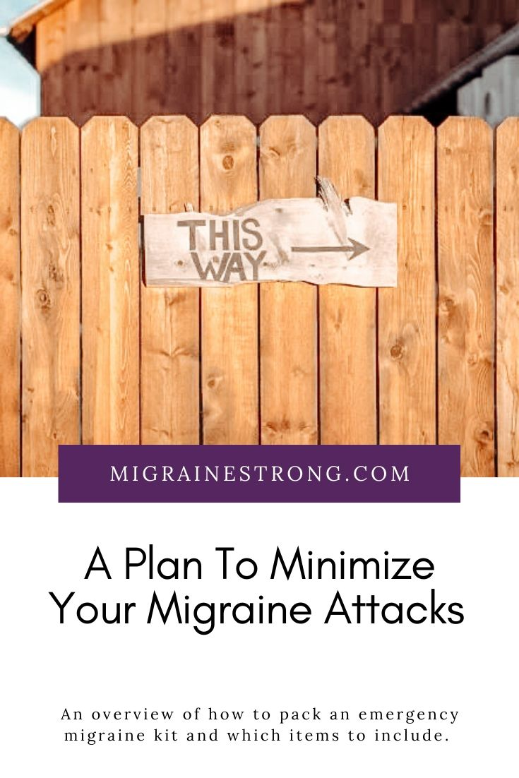 Minimizing Migraine Attacks: What I wish I knew...