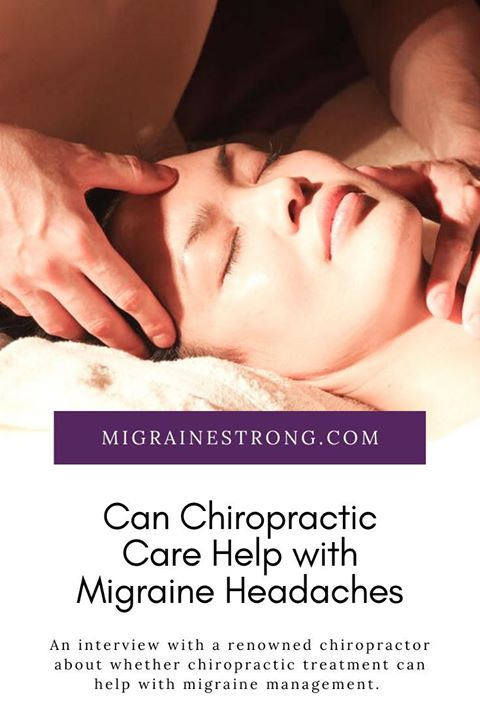 Chiropractor for Migraines - What you Need to Know