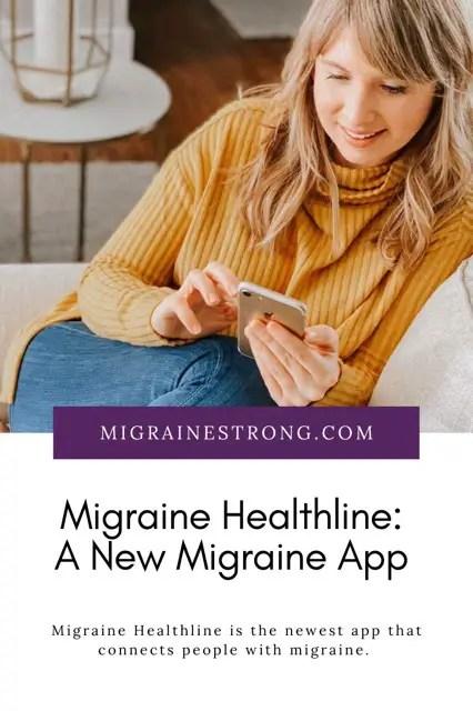Migraine Healthline: A New App For Migraine