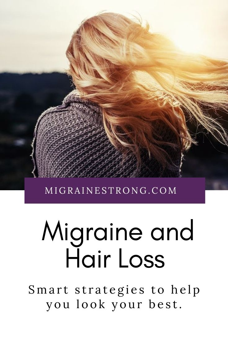 Headache and Hair Loss- Smart Strategies To Help You Look Your Best
