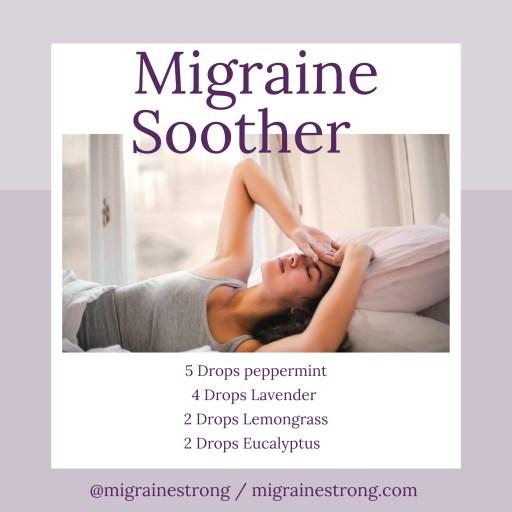 Essential oils for migraine recipe