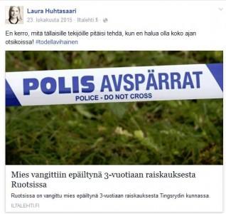 Laura Huhtasaari 1