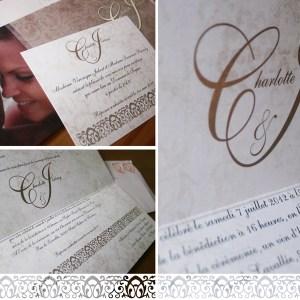 Migrate Design Graphic Design Wedding Invitation