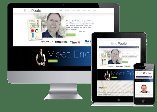 Migrate Design Website Design Screens Eric Poole