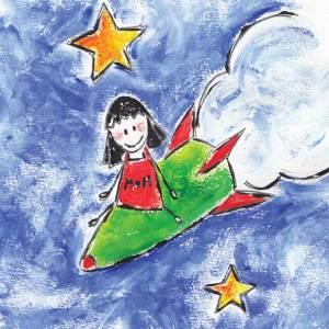 Migrate Design Illustration Mom Rocket
