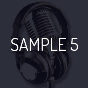 Voice-Over Speed Demo / Crazy Scientist