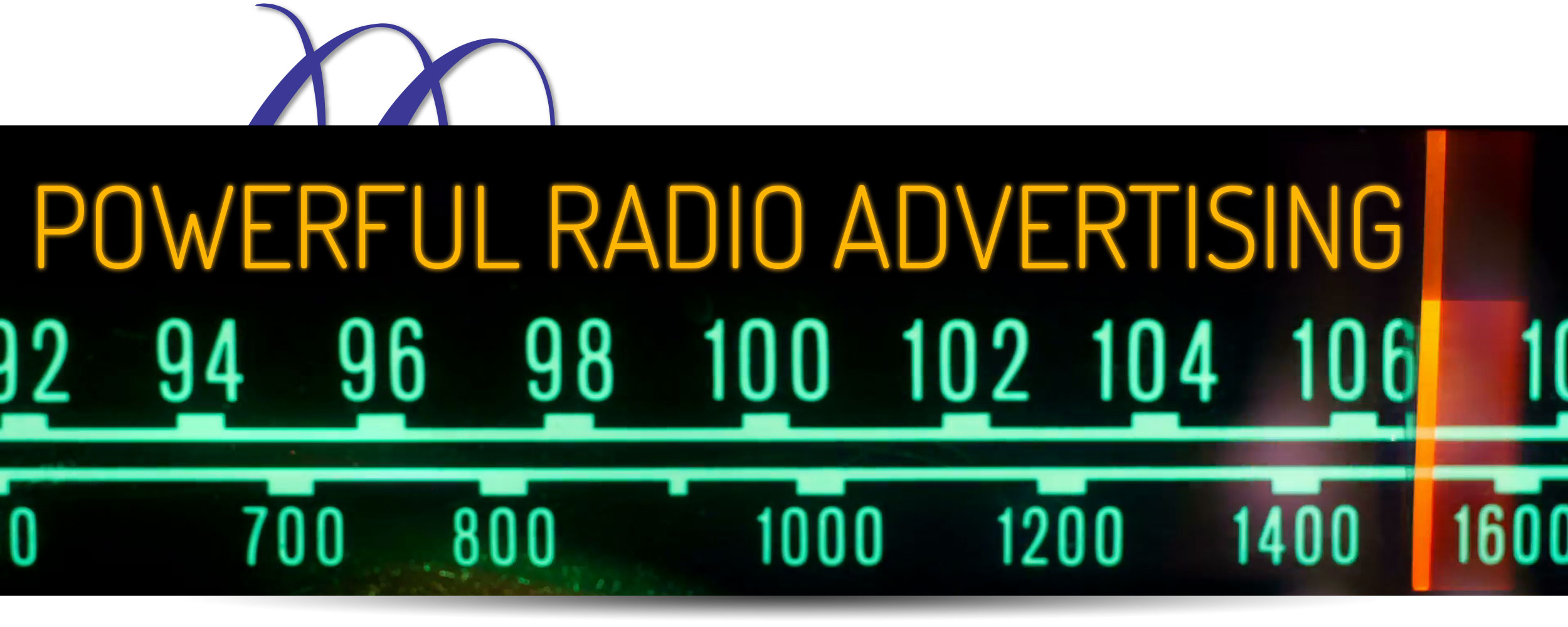 Powerful Radio Advertising
