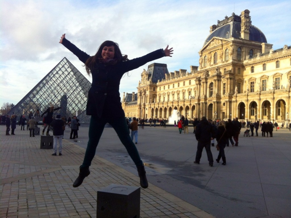 Top Things To Do In Paris - The Lourve