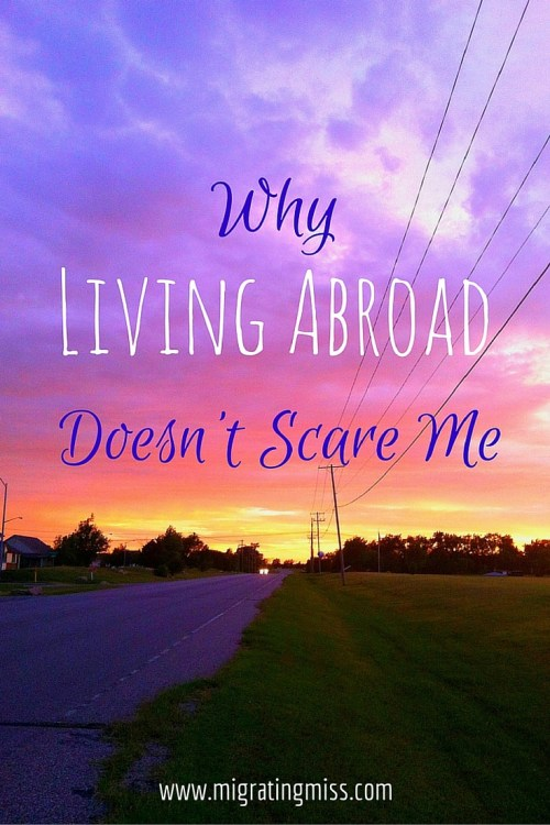Living Abroad AFS Exchange Moving Country