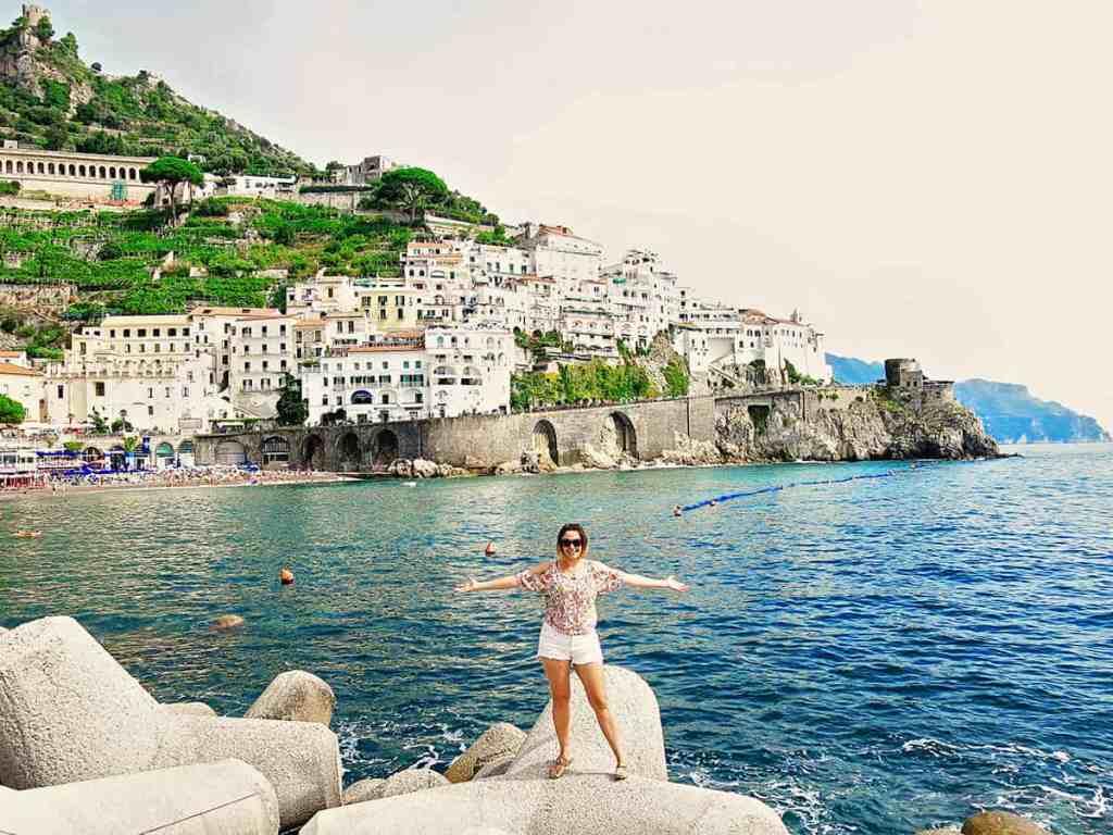 Amalfi Coast Best European Summer Destinations