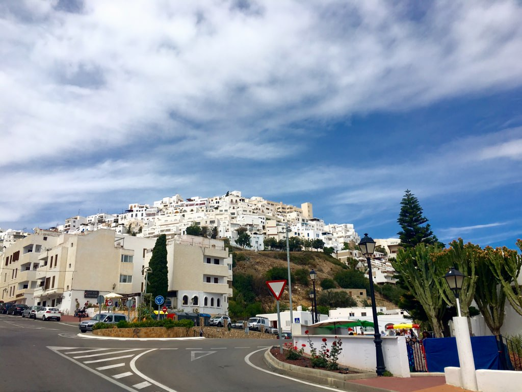 Most Beautiful Villages in Andalucia Mojacar, Spain