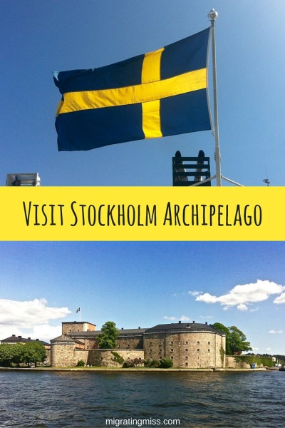 Visit Stockholm Archipelago