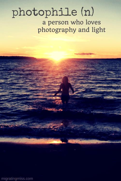 unusual travel words - photophile