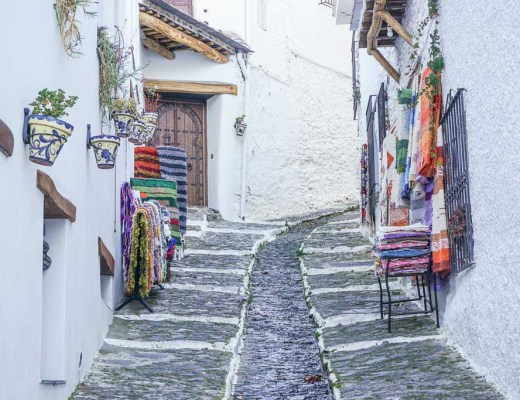 Most Beautiful Spanish Villages Andalucia Spain