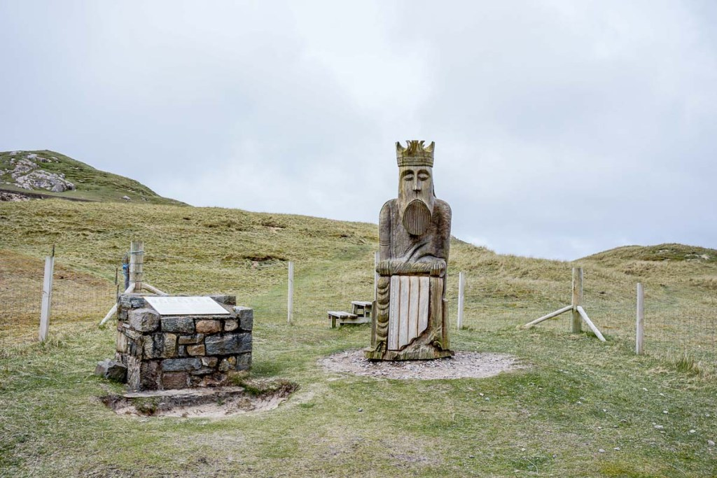 Historical Sites on the Isle of Lewis, Scotland
