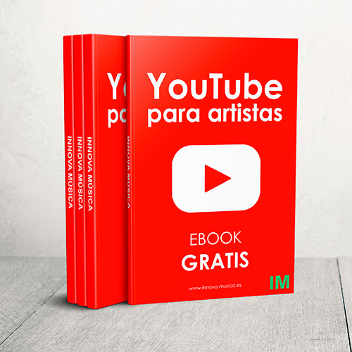 Ebook - YouTube para artistas