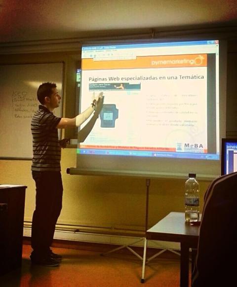 Formación en Marketing Online