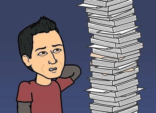 Acumulación de facturas