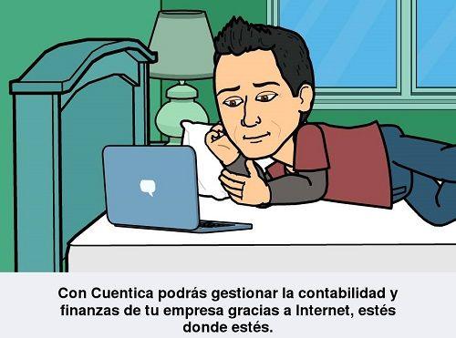 Contabilidad y facturación online con Cuentica.com