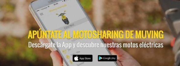 Reservar Moto Muving