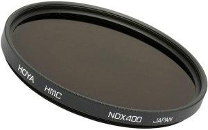 Filtro densidad neutra - Hoya Ndx400