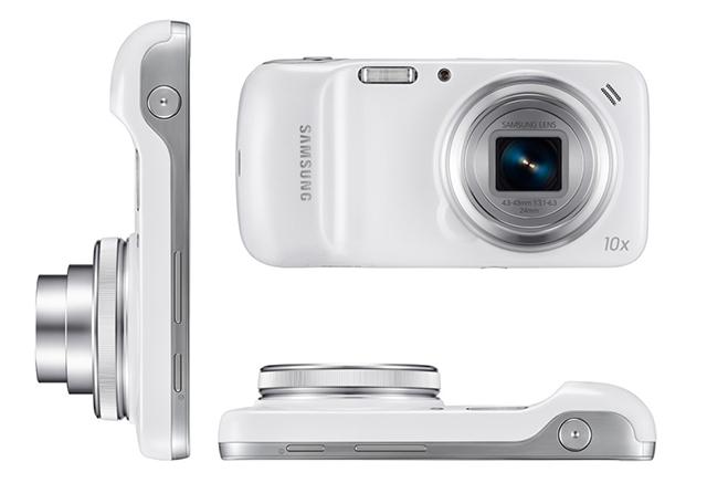 Probando la cámara del Samsung Galaxy S4 Zoom